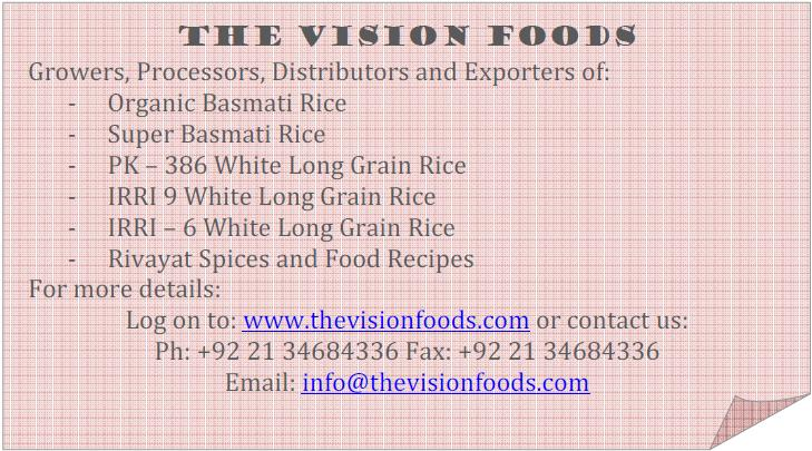 The Vision Foods